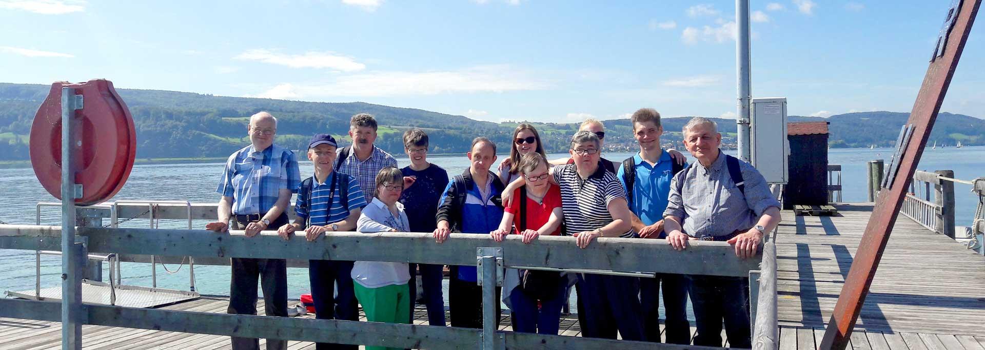 Reisen für Behinderte - Behindertenreisen an den Bodensee