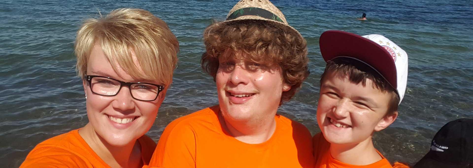 Reisen für Behinderte - Kinder- und Jugendreisen