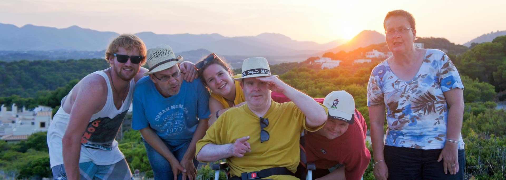 Reisen für Behinderte - Behindertenreisen nach Mallorca
