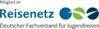 Reisen für Behinderte, deutsche Reisenetz Logo